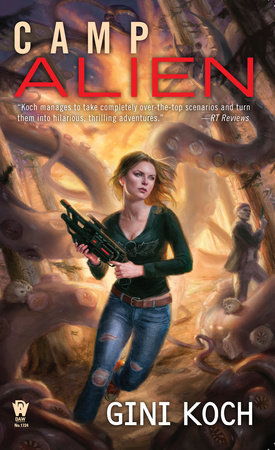 Book Review: Gini Koch's Camp Alien