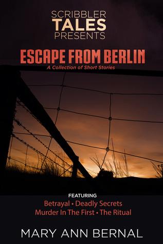 Scribbler Tales Presents Escape from Berlin
