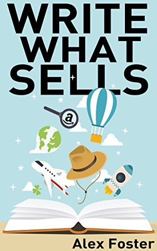 Write What Sells: Write nonfiction Kindle books that sell! How to find top selling categories and genres for Kindle writing. Come up with best selling book ideas to write about!