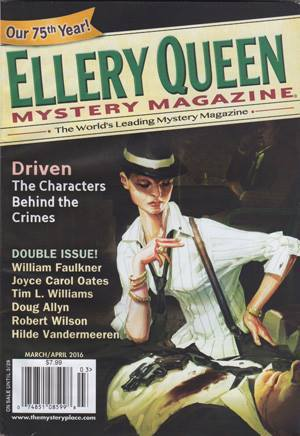 Ellery Queen's Mystery Magazine, March/April 2016 (Ellery Queen Mystery Magazine #894, 895)
