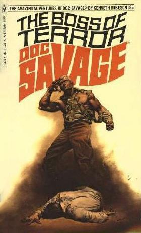 The Boss of Terror (Doc Savage, #85)