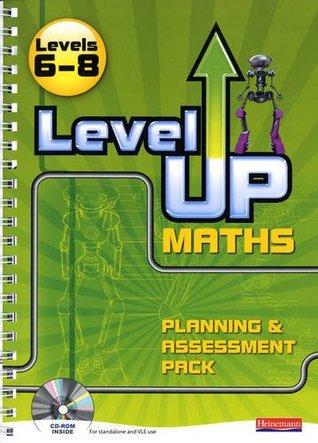 Level Up Maths: Teacher Planning and Assessment Pack (Level 6-8)