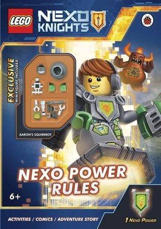 Lego: Nexo Power Rules