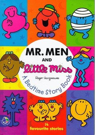 Mr. Men Bedtime Story Book