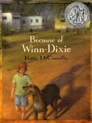 Cover of Because of Winn Dixie
