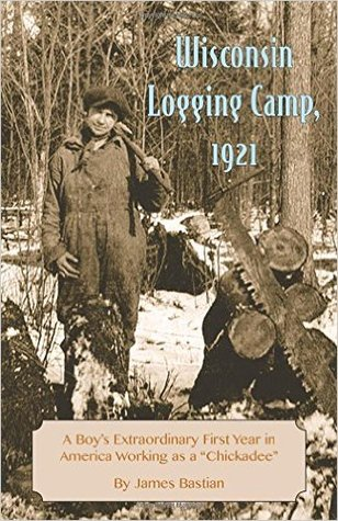 Wisconsin Logging Camp, 1921: A Boys Extraordinary First Year in America Working as a Chickadee