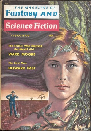 The Magazine of Fantasy and Science Fiction, February 1960 (The Magazine of Fantasy & Science Fiction, #105)