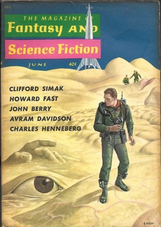 The Magazine of Fantasy and Science Fiction, June 1960 (The Magazine of Fantasy & Science Fiction, #109)