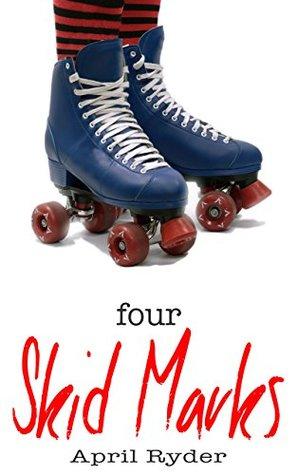 Four Skid Marks Bbw Roller Derby Romance By April Ryder