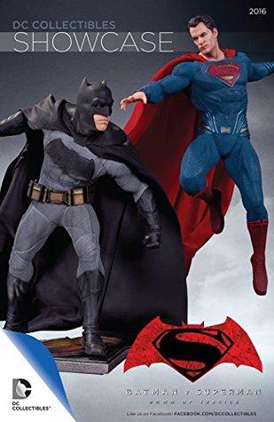 DC Collectibles Showcase 2016 #1
