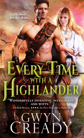 Every Time with a Highlander by Gwyn Cready