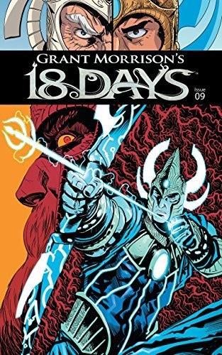 Grant Morrison's 18 Days #9 (Grant Morrison's 18 Days: 9)