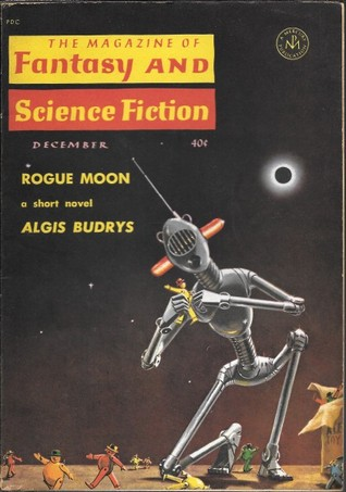 The Magazine of Fantasy and Science Fiction, December 1960 (The Magazine of Fantasy & Science Fiction, #115)