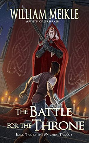 The Battle for the Throne (Watchers, #2)