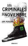 Los criminales de noviembre by Sam Munson