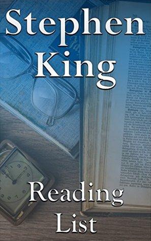 Stephen King: Reading List - Shining Books, Dark Tower Books, Talisman Books, Green Mile Books, Mr. Mercedes Trilogy Books, etc.