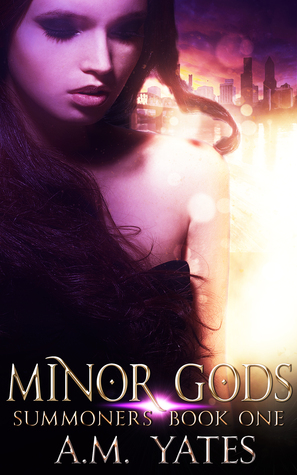 Minor Gods (Summoners #1)