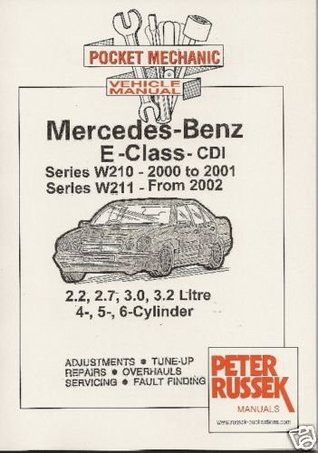 Pocket Mechanic Vehicle Manual Landrover Freelander: 1.8 Ltr, 2.0 Ltr Turbo Diesel TDI from 1997 by Peter Russek