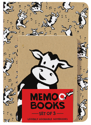 Holy Cow: Memo Books (Set of 3 Notebooks): Holy Cow: Memo Books (Set of 3 Notebooks)
