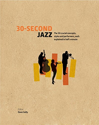 30-Second Jazz: The 50 crucial concepts, styles and performers, each explained in half a minute (30 Second)