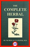 The Complete Herbal (Illustrated)
