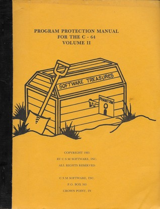 Program Protection Manual for the C-64 Volume II