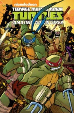 Teenage Mutant Ninja Turtles: Amazing Adventures, Volume 2 por Peter DiCicco, Ian Flynn, Fabian Rangel Jr., Chad Thomas, Coleman Engle, Billy   Martin