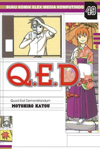 Q.E.D. vol. 49 (Q.E.D, #49)