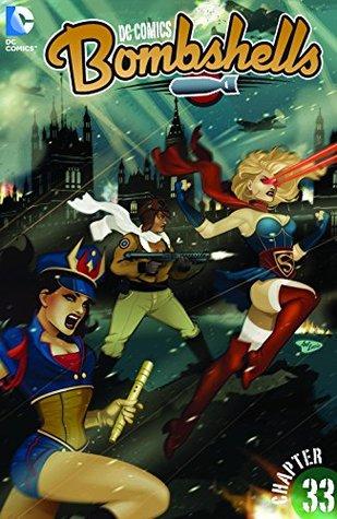 DC Comics: Bombshells (2015-) #33