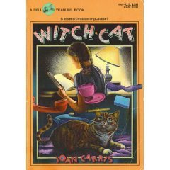 Witch-Cat by Joan Carris