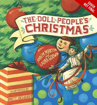 The Doll People's Christmas by Ann M. Martin