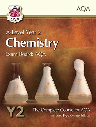 New 2015 A-Level Chemistry for AQA: Year 2 Student Book with Online Edition