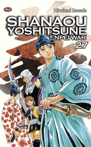Shanaou Yoshitsune Genpei War Vol. 27