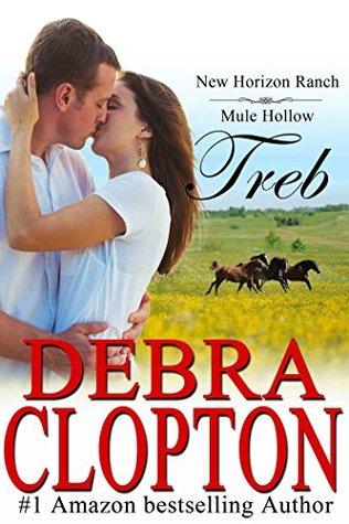 Treb: Contemporary Western Romance (New Horizon Ranch Book 6)