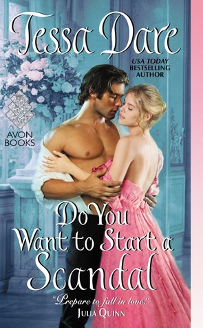 Do You Want to Start a Scandal (Spindle Cove, #5, Castles Ever After, #4)