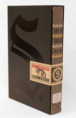 S.: S. Hardcover in slipcase : [S.]: By Doug Dorst: S. : J. J. Abrams (Ship of Theseus)