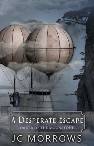 A Desperate Escape by J.C. Morrows