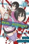 Real Account, Vol. 2 by Okushou