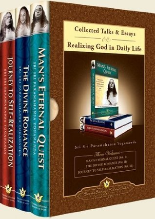 Collected Talks & Essays on Realizing God in Daily Life - Gift Pack (set of 3 Books)