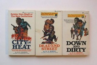 Down & Dirty (Razoni & Jackson #4)