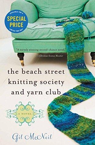 The Beach Street Knitting Society and Yarn Club (Jo Mackenzie #1)