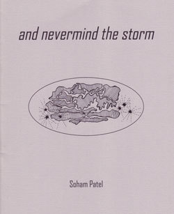 and nevermind the storm
