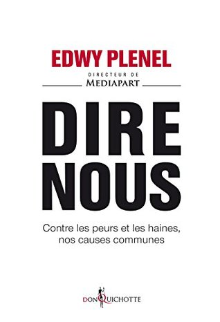 Dire nous (NON FICTION)
