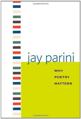 Ebook Why Poetry Matters by Jay Parini TXT!