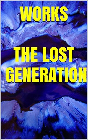 f scott fitzgerald lost generation