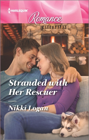 Stranded with Her Rescuer