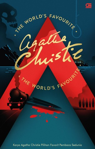 The World's Favourite - Karya Agatha Christie Pilihan Favorit Pembaca Sedunia