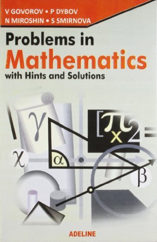 Problems in Mathematics with Hints and solutions [PB]