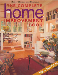 The Complete Home Improvement Book