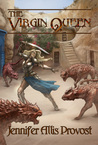 The Virgin Queen (The Chronicles of Parthalan #2)